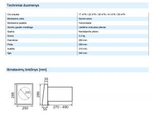 maico-montavimo-komplekto-parametrai